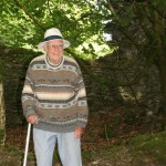 John Gale Chairman of The StMary Lyncombe Exmoor Trust